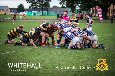 Cup Final - Kirkham Grammar School VS Wellington College