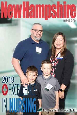 Excellence in Nursing 5/23/19 - Double Tree Hilton - Manchester, NH