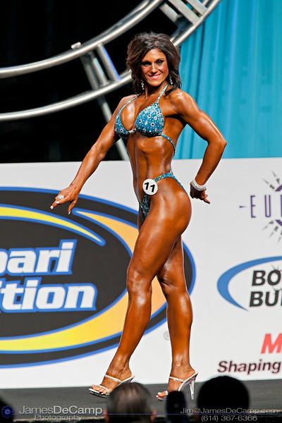 2012 Arnold Classic - Women's Medium Masters