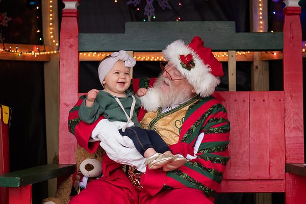 Santa at A&A 2020