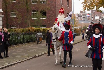 Centrum 2019 Sinterklaasintocht