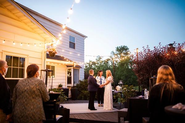 Carie + Jen: Wedding