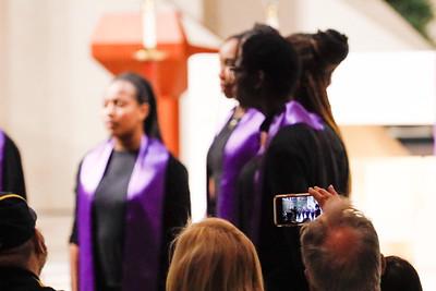 Detroit Children's Choir Christmas Festival - Woodward Classical Voices
