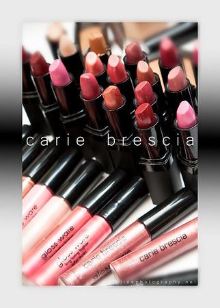 Carie Brescia cosmetics