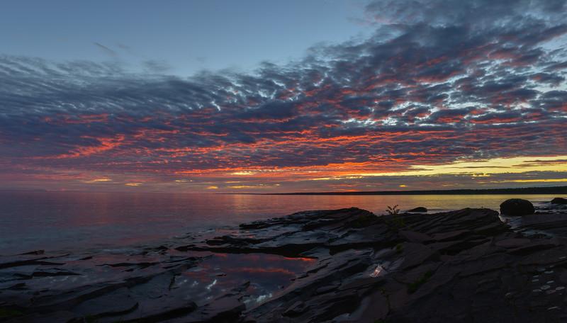 Union Bay Panorama