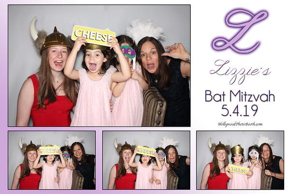 Lizzie's Bat Mitzvah