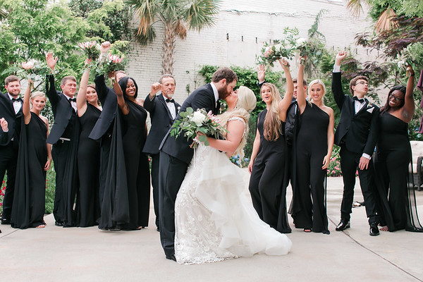 Phillip + Bryant | Lake City, South Carolina Wedding