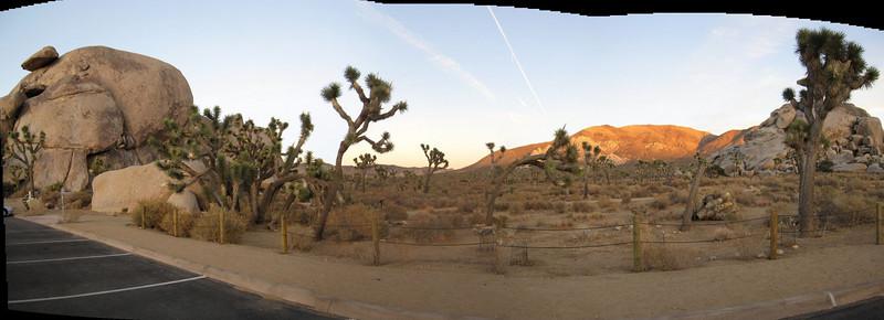 Palm Springs Panorama
