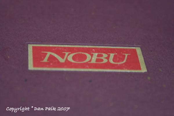 Nobu Malibu - 3/15/2007