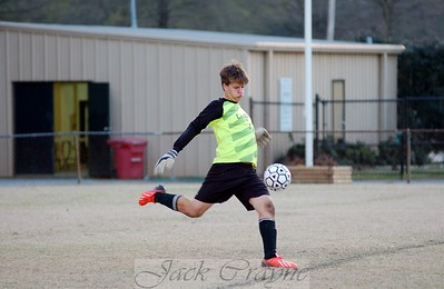 2014 04 03  Camden High School Soccer
