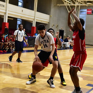 Middle School Basketball vs Chester