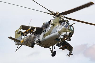 Mi-24V (Czech Republic)