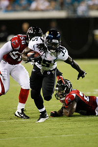 Jaguars v. Falcons 2011 Pre