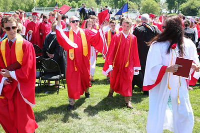 6/1/2014 - High School Graduation (Exit)