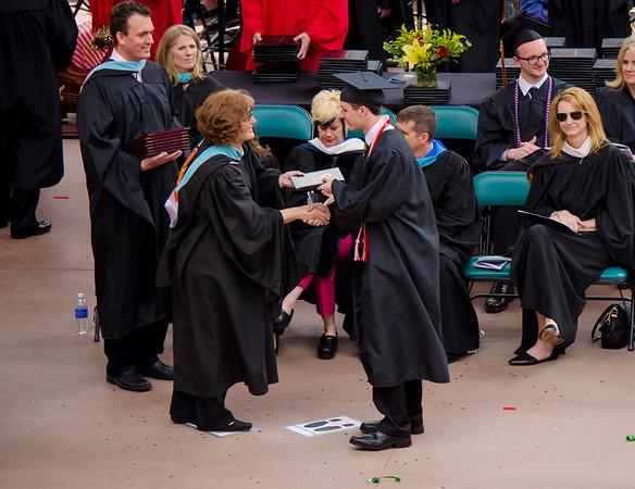 2014 Graduation - Boston
