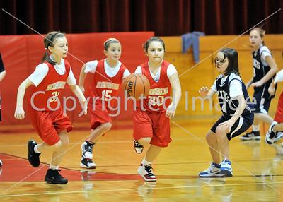 St. Catharine's VS St. Ignatius 5th Grade Girls