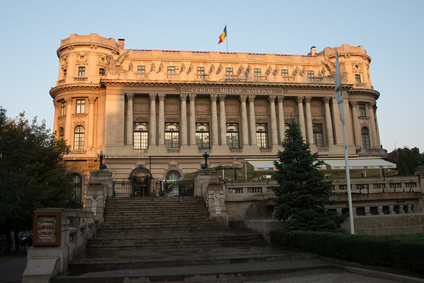 Bucarest, Romania 2013