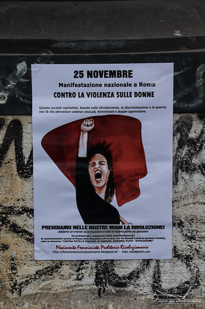 Day for the Elimination of Violence against Women ----- 25 November