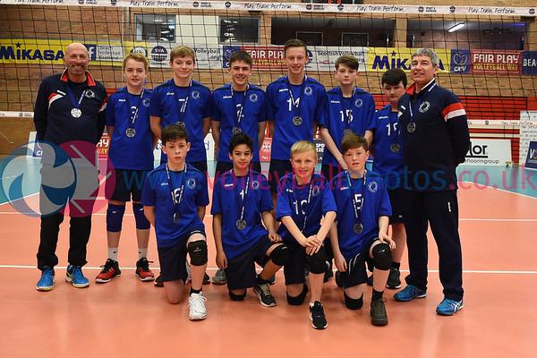 2018-04-22  Men's U16 Cup Final