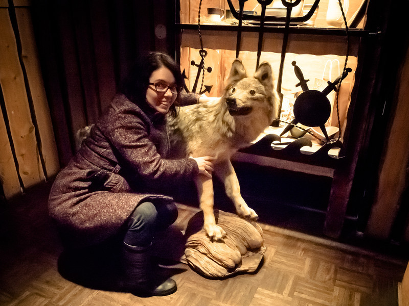 tampere me and a wolf.jpg