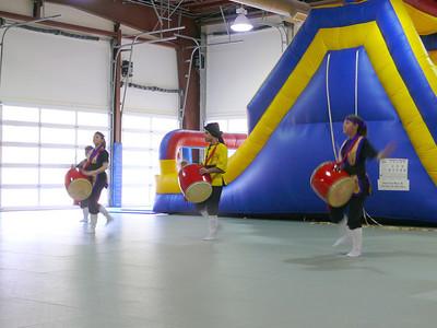Okinawan Taiko Drums