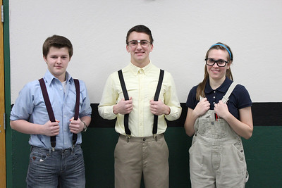 Snow Daze - Nerd Day