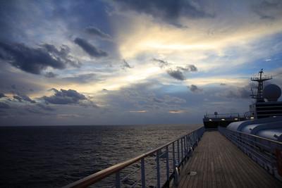 Day at Sea Oct 26