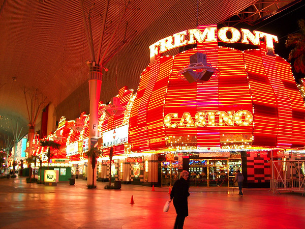 New Year 2004, Las Vegas