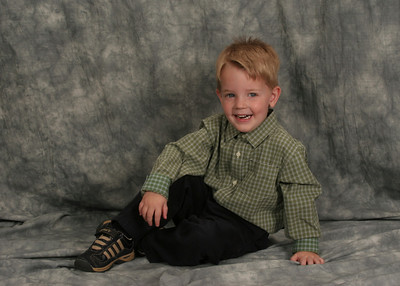 William - Age 3