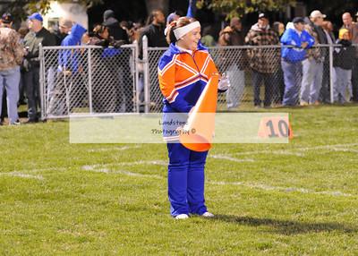 Delmar Varsity Football vs Laurel