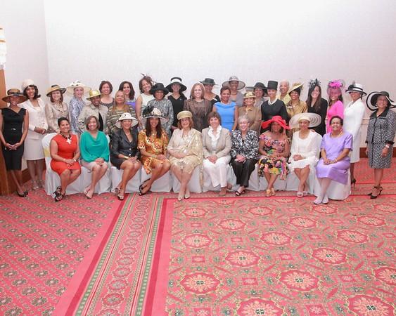 GF 2012 Conclave Group Photos