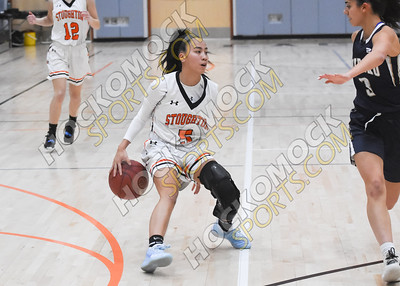 Stoughton - Foxboro Girls Basketball 1-10-20