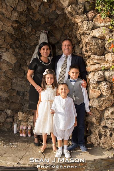 Andrew Cavafian Baptism