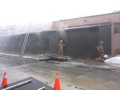 February 14, 2005 - 3rd Alarm - Gerrard St E / Hiawatha Rd
