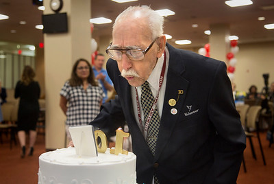 Herand's 100th Birthday Celebration