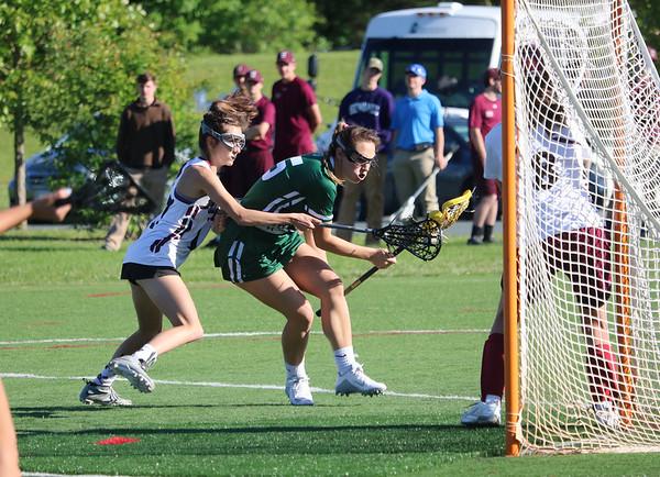 STAB versus St. Gertrude girls lacrosse 2017