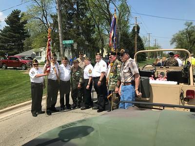 2018-05-06 New Lenox Loyalty Days Parade