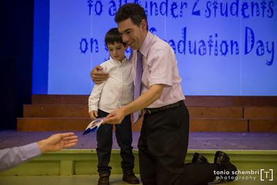 Kinder Two Graduation