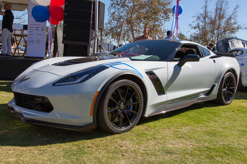 2018 Chevrolet Corvette Z06 Coupe Carbon 65