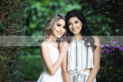 Analissa and Pricilla