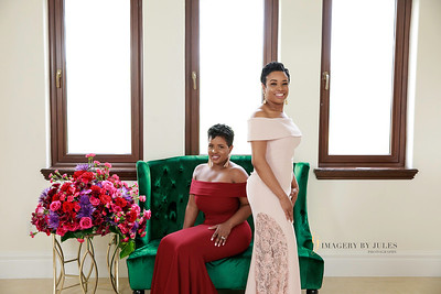 Glitz and Glam Affair Styled Shoot