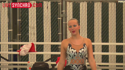 13tl38-2013 US OPEN VIDEO - USA Synchronized Swimming