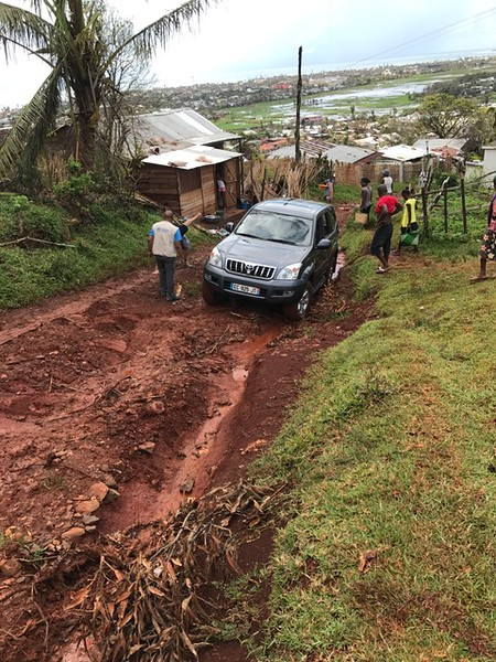 Madagascar Cyclone ENAWO 2017