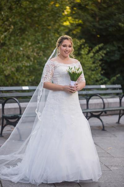 Central Park Wedding - Jessica & Reiniel