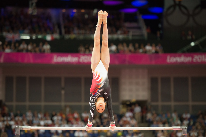 __02.08.2012_London Olympics_Photographer: Christian Valtanen_London_Olympics__02.08.2012_D80_4381_final, gymnastics, women_Photo-ChristianValtanen