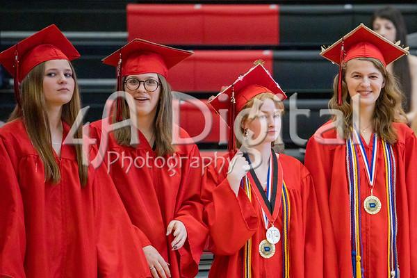 2021 North Polk Graduation