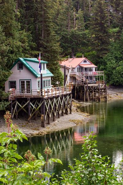 Waterfront Living, Seldovia - Judith Sparhawk