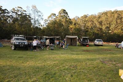 Big Yengo camping weekend