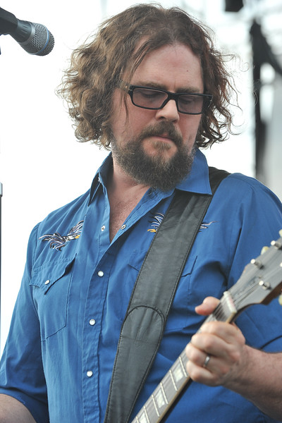 Drive By Truckers front man Patterson Hood.