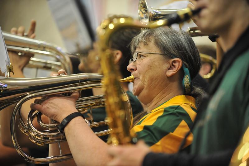 Pep Band, Women vs Bakersfield